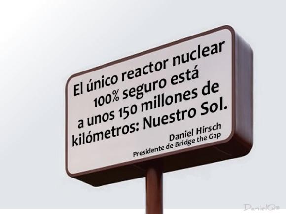 El único reactor nuclear 100% seguro está a unos 150 millones de kilómetros: Nuestro Sol
